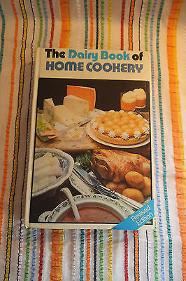 The Dairy Book of Home Cookery By Sonia Allison - Revised Edition 1978