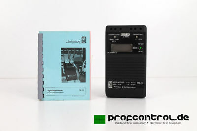W&G PM-10 Digital Level Meter 80 Hz-20 kHz / Level Generator -10 / -1 dBm 800Hz