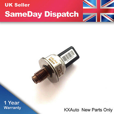 New Fuel Rail High Pressure Sensor Ford Focus Mondeo Transit 6 1.8 2.0 2.2 TDCI