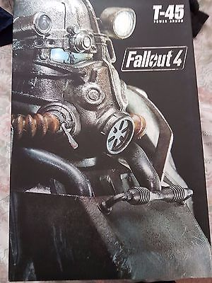 1/6 Collectible Action Figure Threezero 3A Fallout 4 T-45 Bethesda Toy Model