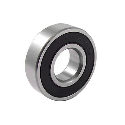 6204-2RS 6204 2RS Shield Sealed Ball Bearing 20 x 47 x 14mm A7G7