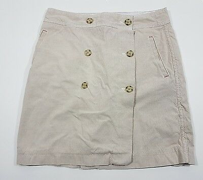 c2dfebfe61b Tommy Hilfiger wrap around button up skirt W30