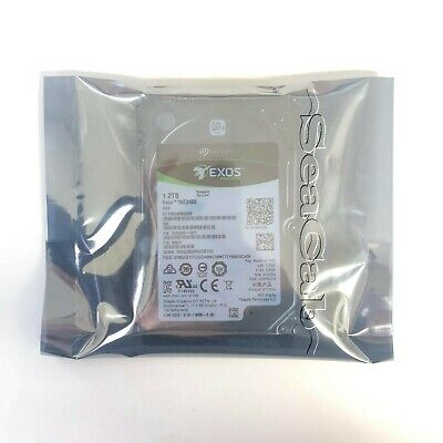 """Seagate ST6000NM0034 6TB 7.2K 3.5"""" 12Gbps SAS Hard Drive - Mint Condition"""