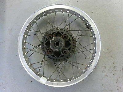 Honda CB 250 RS, MC02, 80-85, Hinterradfelge, Felge, Hinterrad DID J18x1,85