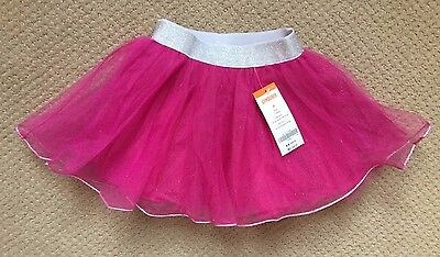 NWT Gymboree Girls' Twirly Sparkle Tutu Skirt Size 4T