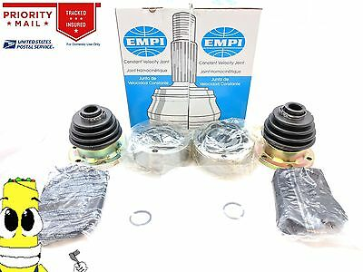 EMPI Inner /& Outer CV Axle Boot Kit for Yamaha Timberwolf 250 1994-2000 4x4