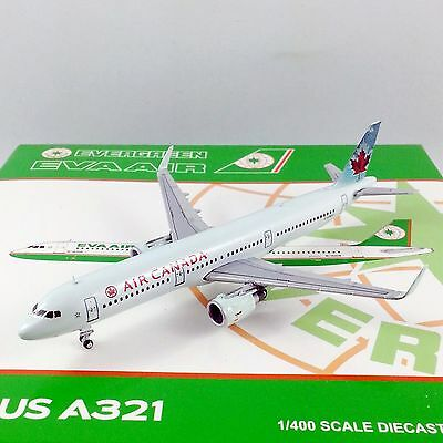 JC Wings Air Canada Airbus A321neo 1:400 New Livery Custom Made XX4678