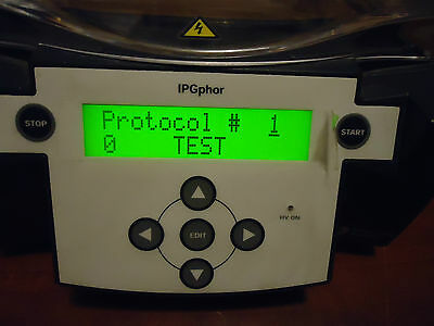 Pharmacia Biotech,  Ipgphor Isoelectric Focusing System, Part#80-6414-02, Used