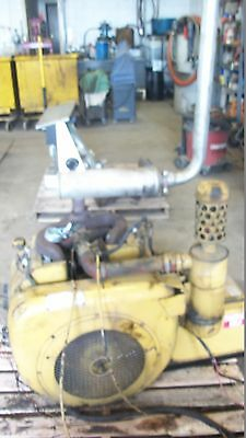 Wisconsin Gasoline Engine Vg49 - Used