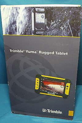Trimble Yuma Rugged Tablet Computer  YMA-FGS6AS-00 ~New In Box~