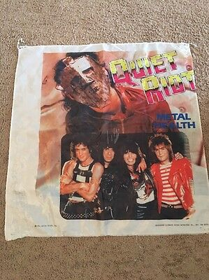 1984 Quiet Riot Metal Health Nikry Tapestry