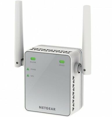 Netgear N300 WLAN-Repeater Plug-Type G (UK)