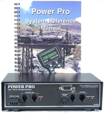 NCE 22 PH-BOX - POWER PRO SYSTEM - COMMAND STATION & BOOSTER  MODELRRSUPPLY-com