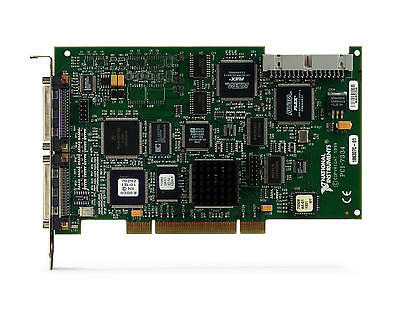National Instruments Pci-7334 Control Card
