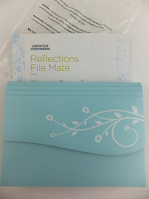Creative Memories Mini Reflections File Mate