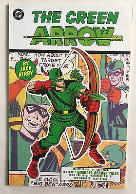 "Green Arrow TPB 2001 DC 11 ""Jack Kirby"" 1950's Classics NICE  NM"