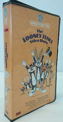 The Looney Tunes Video Show Bugs Bunny Daffy Duck Sylvester Porky Pig Vol. 1 VHS
