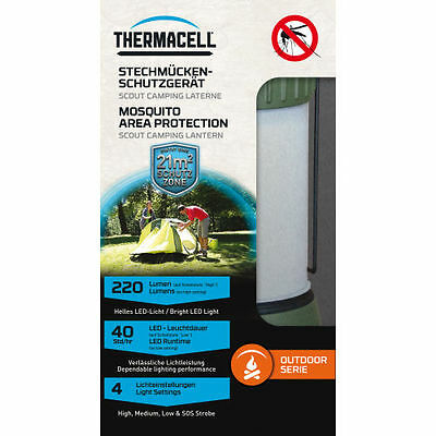 ThermaCELL Scout-Laterne MR-CLC -  NEU/OVP