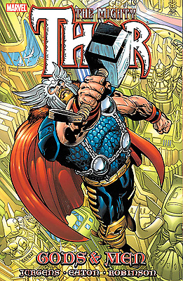Ultimate Thor TPB #1-1ST NM 2011 Stock Image