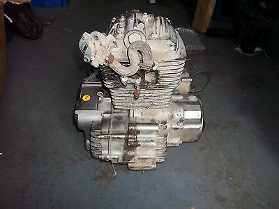Zontes Monster 125 Engine