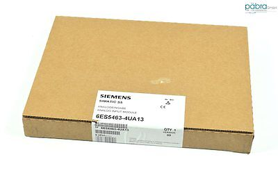 Siemens Simatic S5 Analog IN,6ES5 463-4UA13,6ES5463-4UA13,E:05