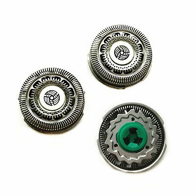 3 Pieces Replacement Philips Shaver Head for Series 9000/7000 Shaver SH90/SH70