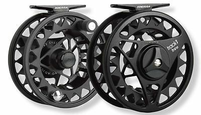 Scierra Track 1 Fly Reel # 7/9 Black