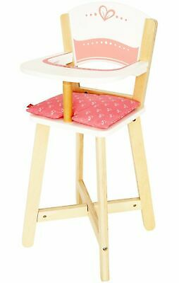 Hape - Baby Highchair Educational Wooden Toy