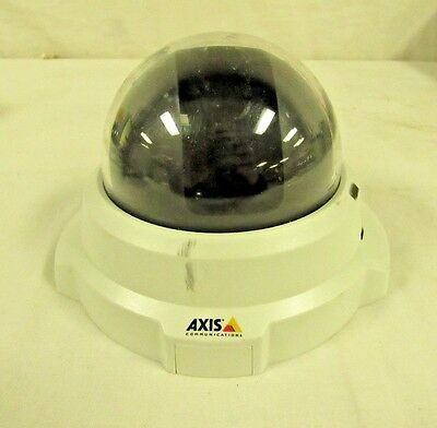Axis Communications 216FD IP / Network Camera POE with 2-Way Audio Dome B123