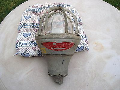 Cooper/Crouse-Hinds Explosion Proof Light Fixture Cat # EVA220 300W  steampunk ?