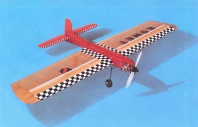Komet Stunt Control Line Balsa Kit from Aero-Naut, Wingspan 1380mm