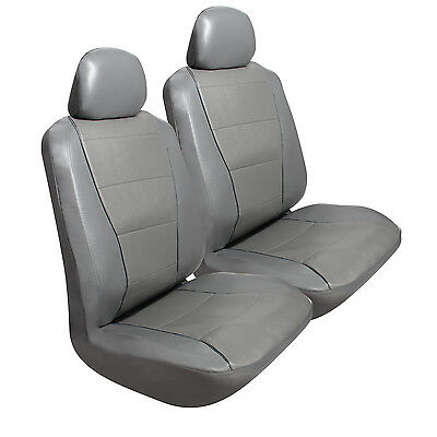 Pilot Automotive Synthetic Leather Perforated Seat Cover