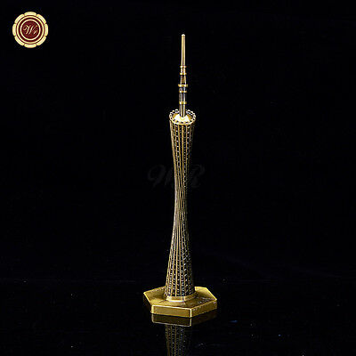 """WR Birthday Party Decorations Tower Guangzhou Landmark Building Souvenir Gift 8"""""""