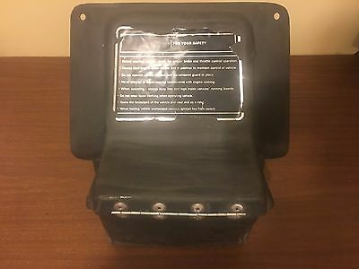 Vintage Harley Davidson Snowmobile Console Assembly 27880-74 '74 - '75 398 440