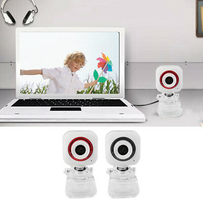 HD Camera Web Cam Clip-on Digital Video Webcamera With Microphone For Laptop GT
