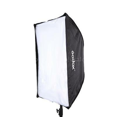 "Godox 60*90CM/24""*35"" Portable Flash Speedlite Umbrella Softbox Reflector A3CB"