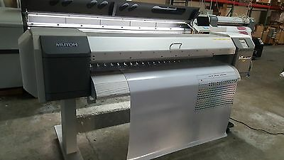 Good condition with good printing quality Used Mutoh ValueJet 1614 - 64 inches.