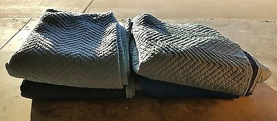 Moving Blankets Padded Furniture Pads 4 Pack