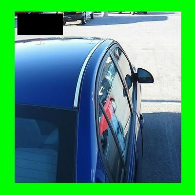 VOLVO CHROME DOOR HANDLE TRIM MOLDING 4PC W//5YR WRNTY+FREE INTERIOR PC