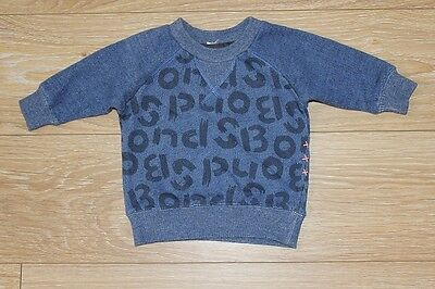Brand New Bonds Baby Boys Jumper Size 0(6-12M)