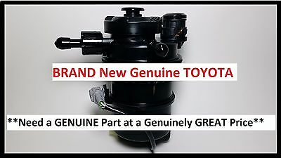 Fuel Filter Assembly HILUX Diesel **GENUINE TOYOTA** 2005-2015 23300-0L042