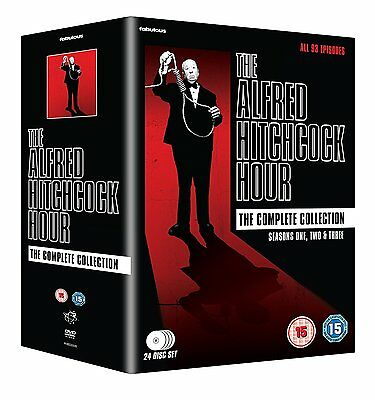 Alfred Hitchcock Hour - The Complete Collection (24 disc box set): New DVD