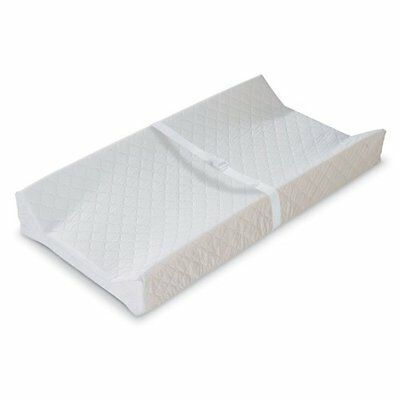 Summer Infant Contoured Diaper Changing Table Pad Safety Comfort, White New