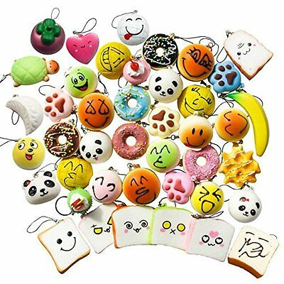 TOAOB Jumbo Medium Super Soft Squishy Toy for Cake Panda Bread Buns Donuts Phone