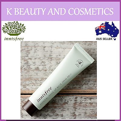 [Innisfree] Mineral Makeup Base #2 Vanilla Green SPF30/PA++ 40ml Make up