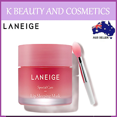 [LANEIGE] *NEW 2018* Lip Sleeping Mask 20g AMORE PACIFIC Berry
