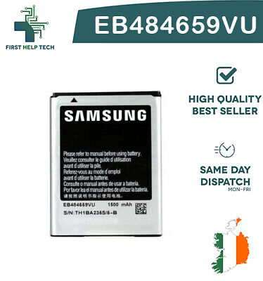 Replacement Battery For Samsung Xcover S8600 Wave 3 GT  i8350 EB484659VU 1500mAh