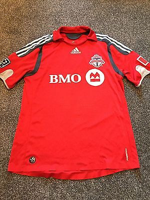 Toronto FC Formotion Home Shirt 2009/10 Large Rare