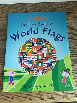 Collins My First Book of World Flags Childrens Geography