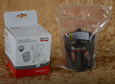 Genuine Britax B-Nimble B-Agile Adult Cup Holder S842500 ~NEW IN BOX